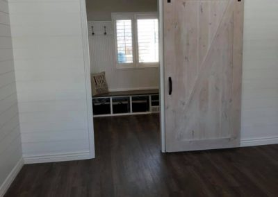barn door installation logan