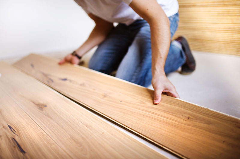 finish carpentry work logan