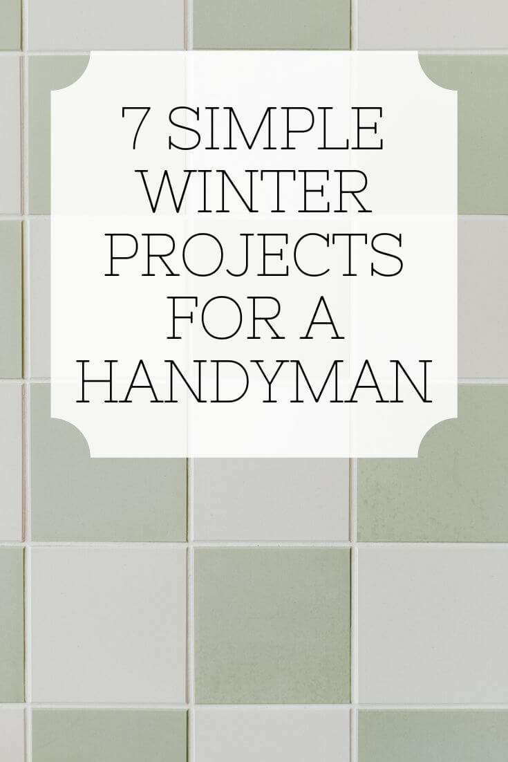 simple winter projects